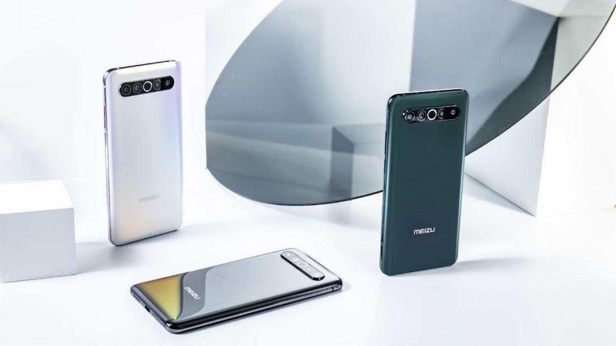 Meizu 17 Telefon Pintar Berpatutan Tidak Dijual!