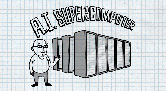 Microsoft xây dựng một trong những máy tính điện toán mạnh nhất thế giới để phát triển AI giống con người 1