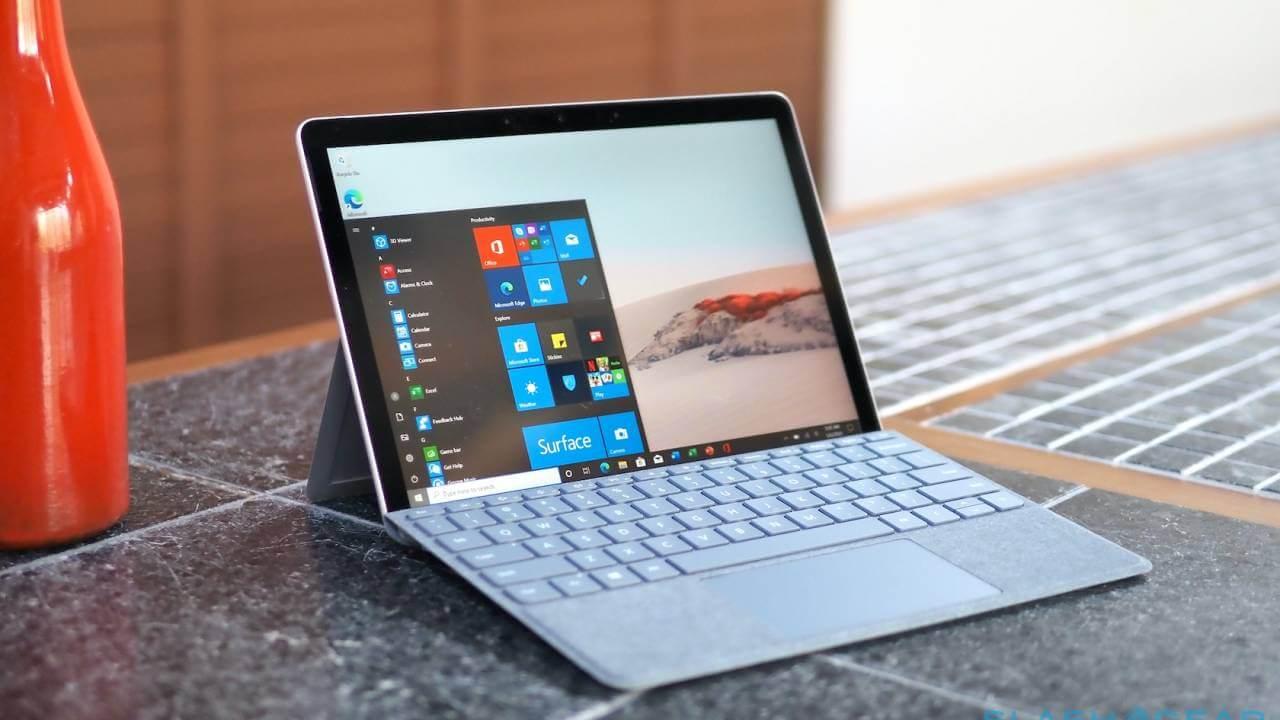 Microsoft, Surface Go 2 Máy tính bảng được phát hành với giá $ 399 3