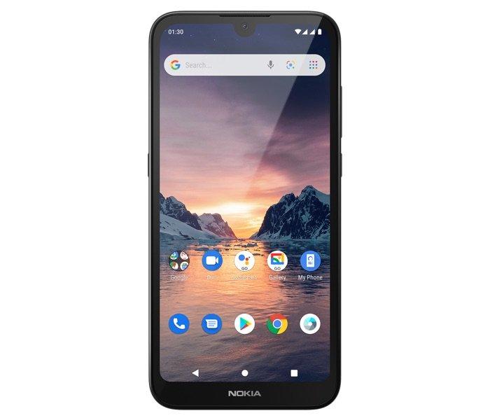 Nokia 1.3 Điện thoại thông minh Android Go có sẵn ở Vương quốc Anh 1