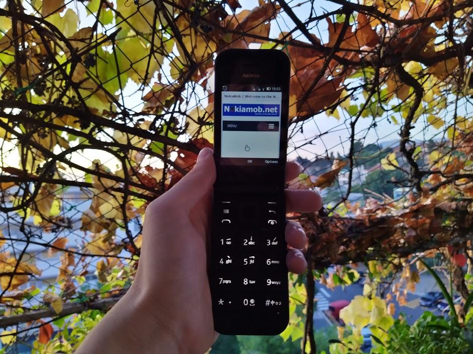 Nokia 2720 Flip được cập nhật KaiOS Build mới 1