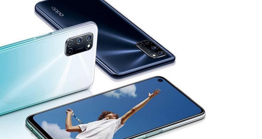 The new OPPO A92: a hollow screen, four cameras and a large battery 1