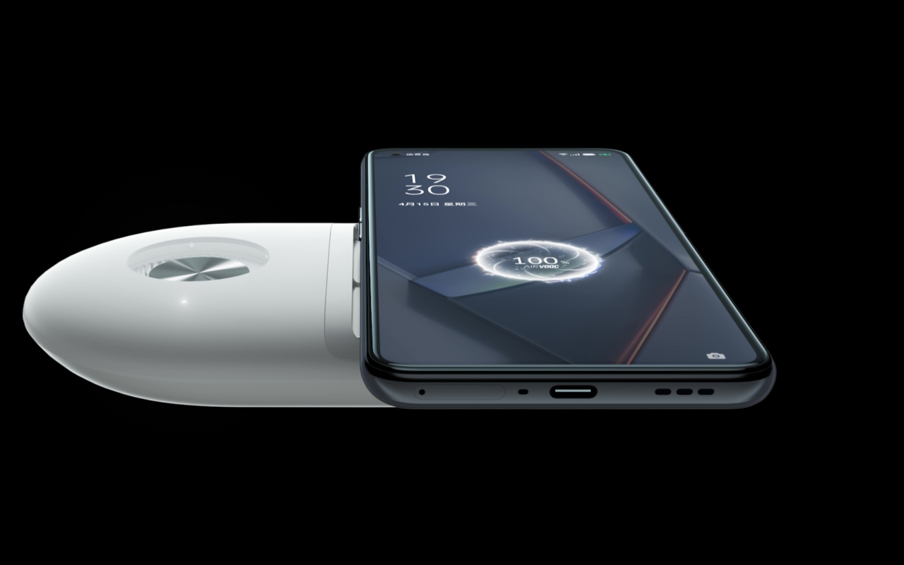 OPPO Ace 2 Sạc không dây nhanh 40W có sẵn với giá rất thấp 4