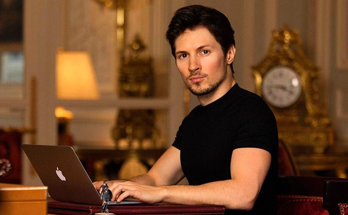 Pavel Durov encerra projeto TON blockchain