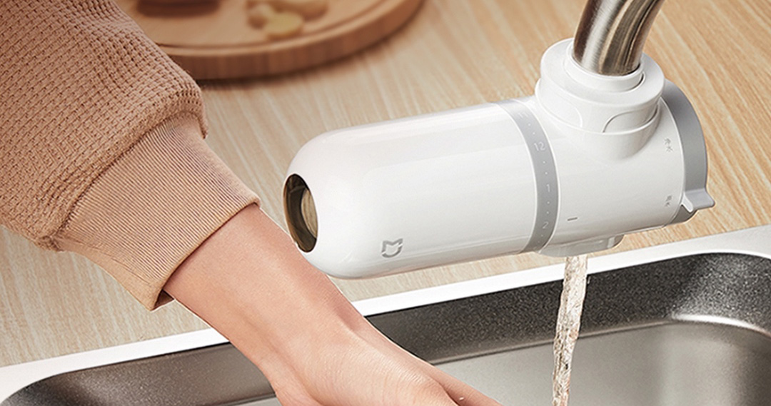 Xiaomi Faucet Water Purifier A new, compact water purifier that we can install on our own 1