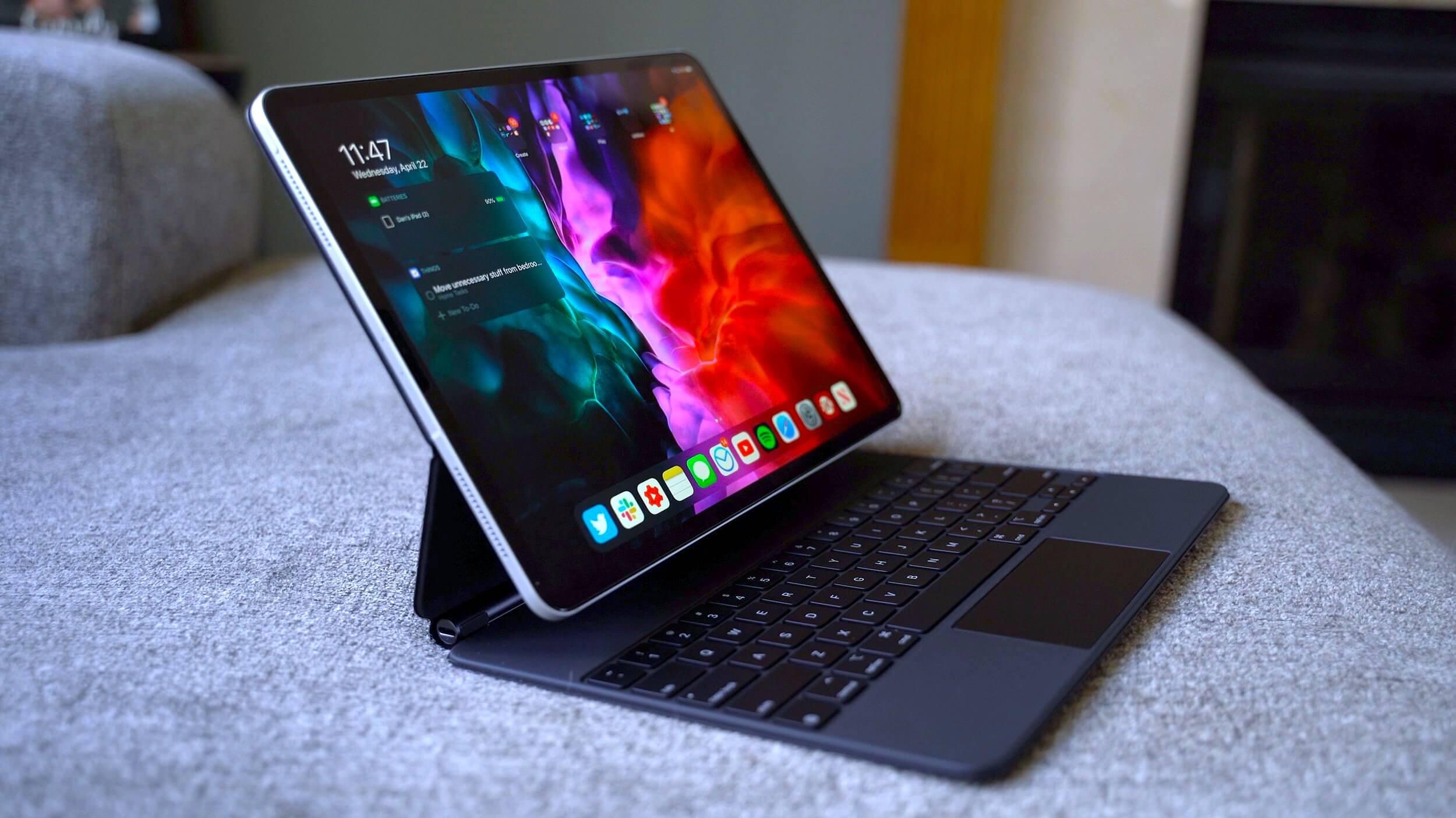 Chủ sở hữu bàn phím Magic cho iPad Pro phàn nàn về các vấn đề 1