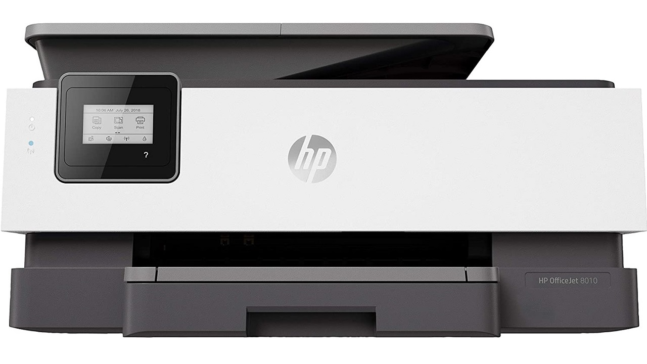 Pencetak HP OfficeJet 8014, all-in-one supaya anda tidak ketinggalan