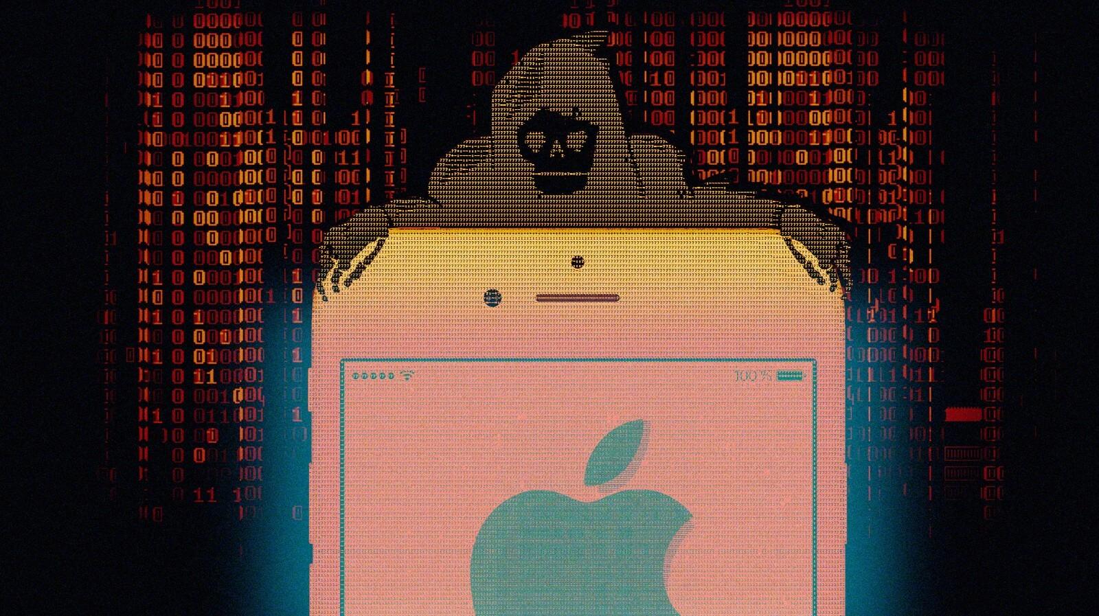 Tin tặc đã nhận được mã nguồn iOS 14 không biết 3