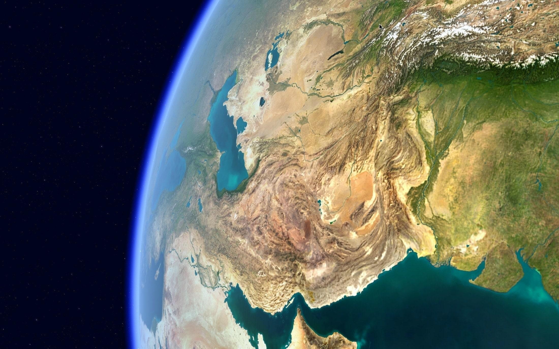 Trái đất 3D Lite Mac