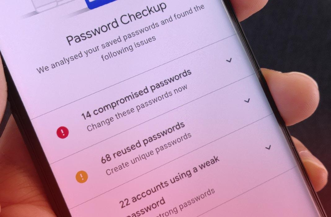 Kiểm tra xem mật khẩu của bạn đã bị xâm phạm chưa 1