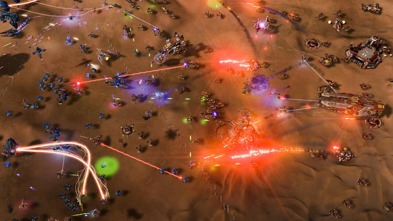 Trò chơi miễn phí: Khiêm tốn tro cốt của Singularity: Escalation [Notiz] 2