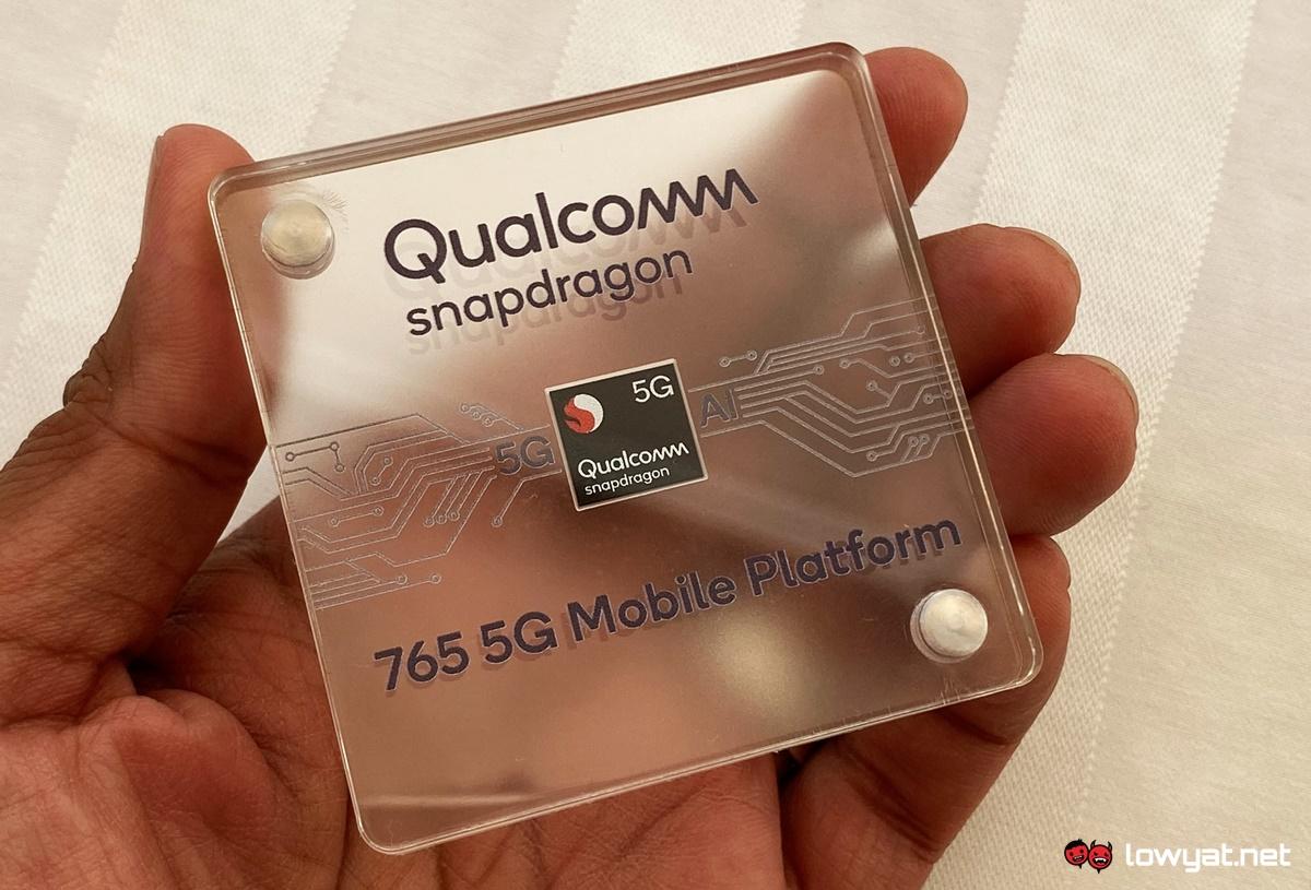 Qualcomm Snapdragon công bố Chipset di động 768G 5G 1