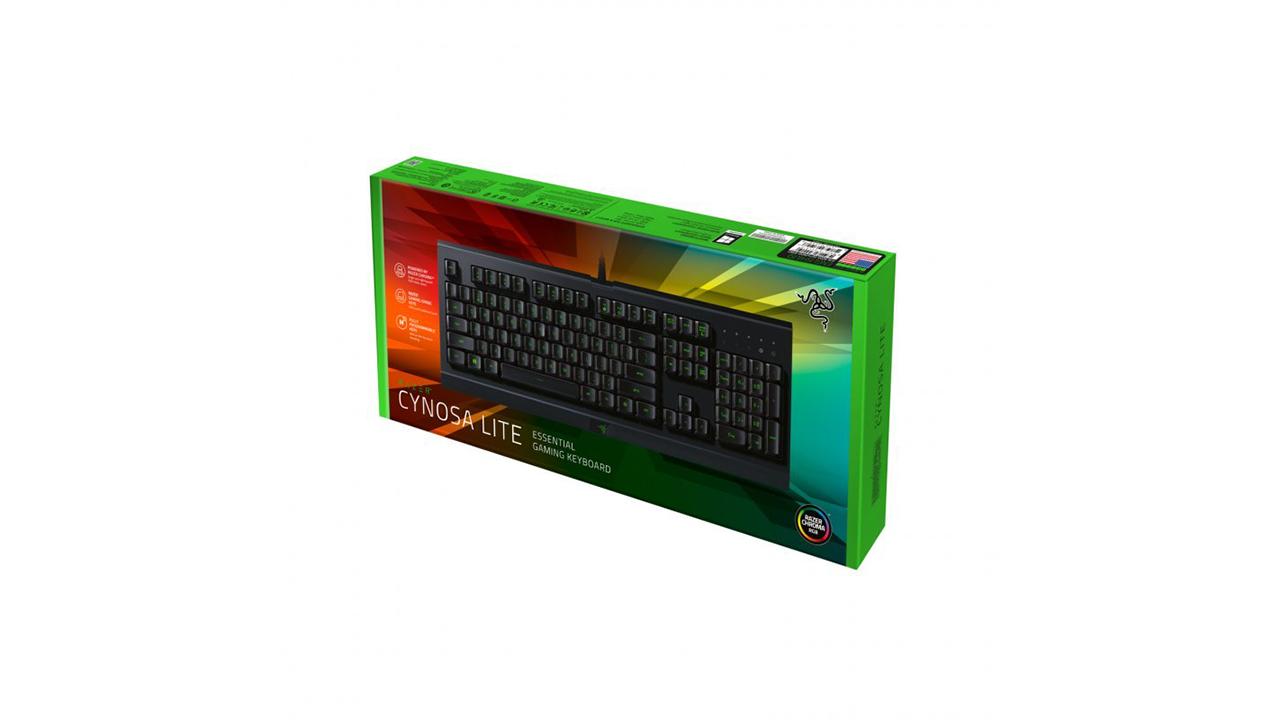 Razer Cynosa Lite là một đánh giá bàn phím RGB thú vị 1