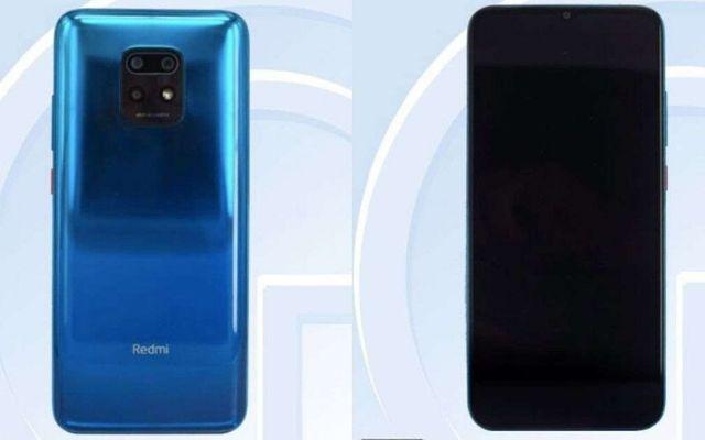 redmi Note 10 5G: GERÇEK 1'de sızdırılmış