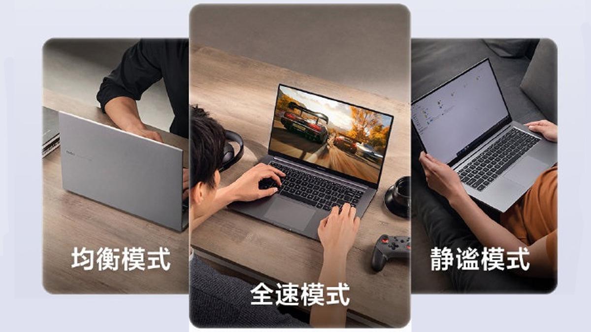 RedmiBook mới sẽ được ra mắt tại Trung Quốc vào ngày 26 tháng 5; với dòng AMD Ryzen 4000 1