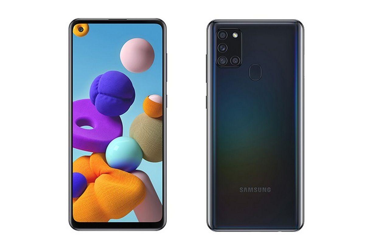 Samsung Galaxy 6.5 Ra mắt pin A21, 5000mAh với màn hình OLED Infinity-O inch: Tính năng, tính năng 3
