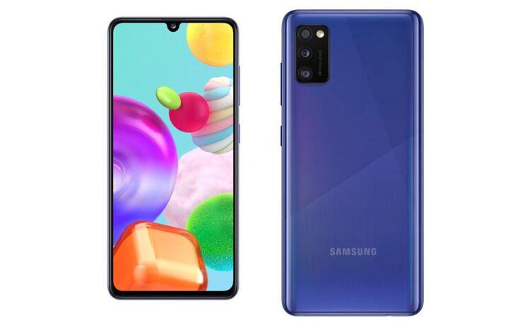 Samsung Galaxy A41 đến Bồ Đào Nha vào ngày mai 4