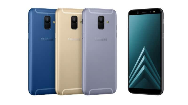 Samsung Galaxy A6 +, Một giao diện người dùng 2.0 Bắt đầu cập nhật Android 10 với: Báo cáo 1