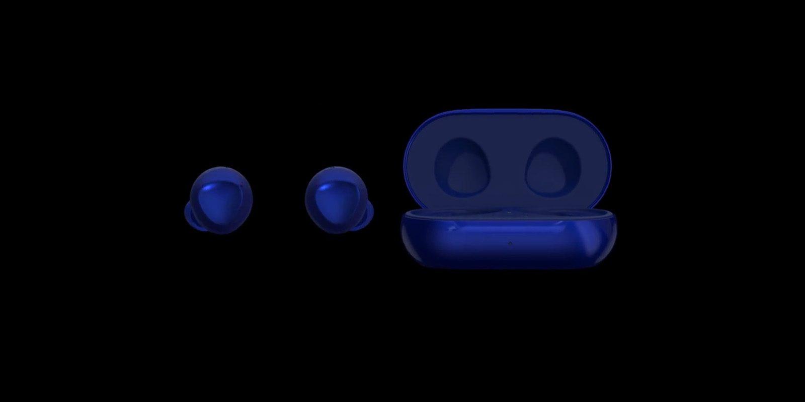 Samsung Galaxy Buds + sẽ sớm nhận được biến thể màu 'Deep Blue' 1