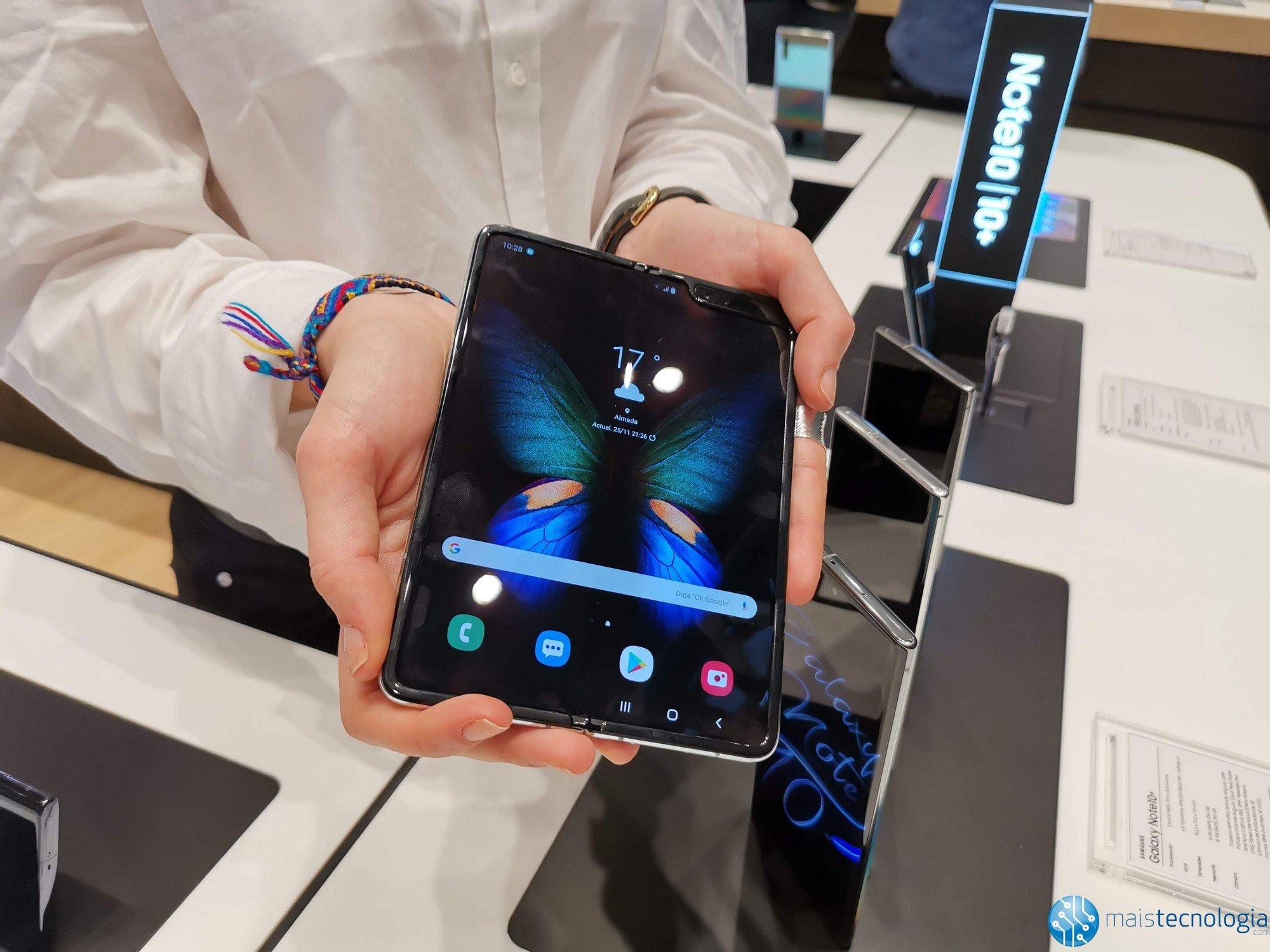 Samsung Galaxy Fold  SE mungkin menjadi lipat seterusnya untuk mencapai pasaran (dan berpatutan)