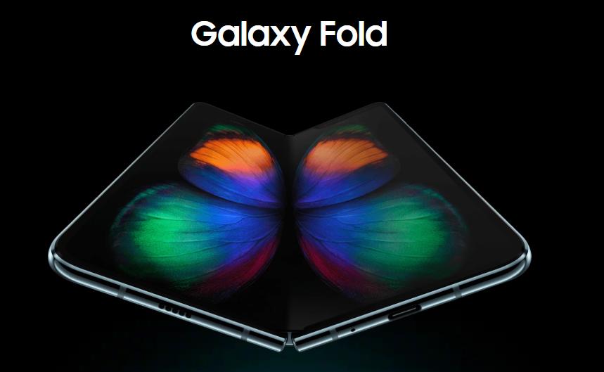 Samsung Galaxy Fold  menerima kemas kini dengan ciri kamera baru dan patch Keselamatan Mei 2020