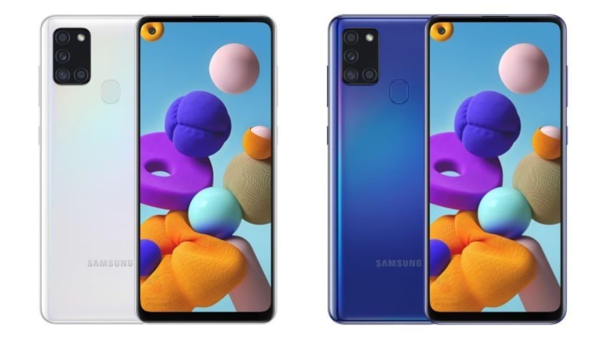 Samsung Galaxy Giá cả, thông số kỹ thuật A21, giao dịch cho thuê tài chính có thể kết thúc 3