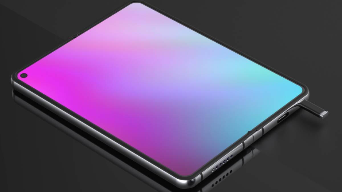 Samsung Galaxy Esnek not: Bu tasarım olacak 1