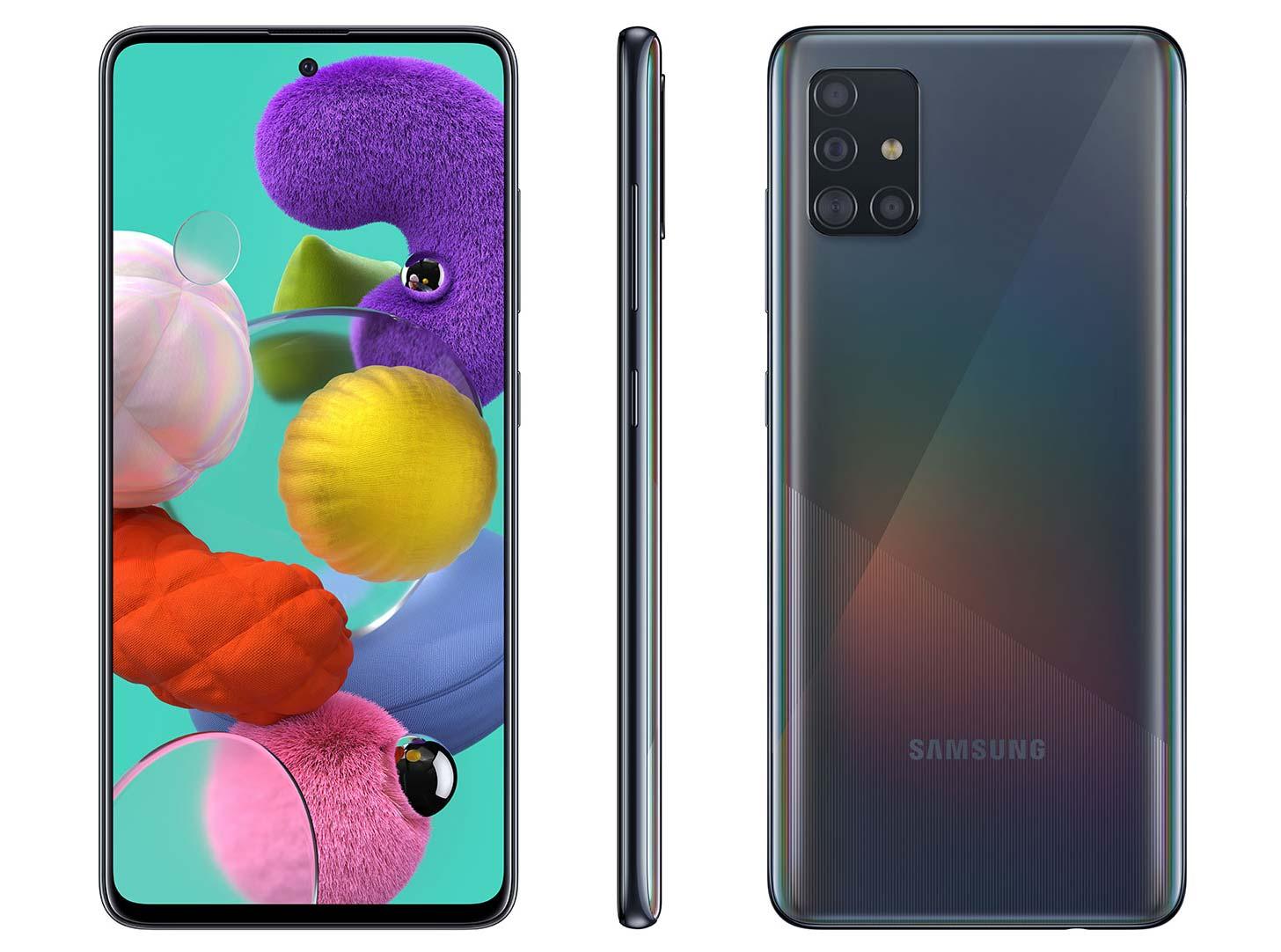 Samsung Galaxy Ra mắt A51 tại AT & T vào ngày mai 2