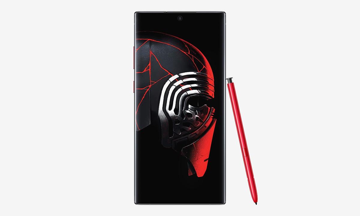 Samsung công bố Galaxy Phiên bản Note10 + & # 039; Chiến tranh giữa các vì sao & # 039; 1