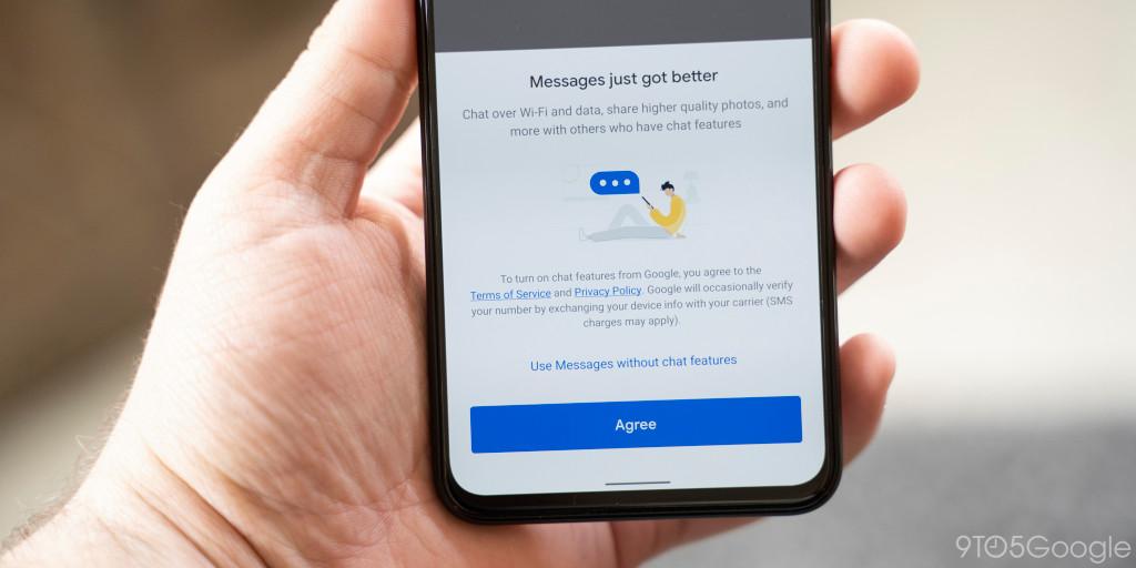 Samsung và Google chia sẻ RCS Galaxy Điện thoại 2