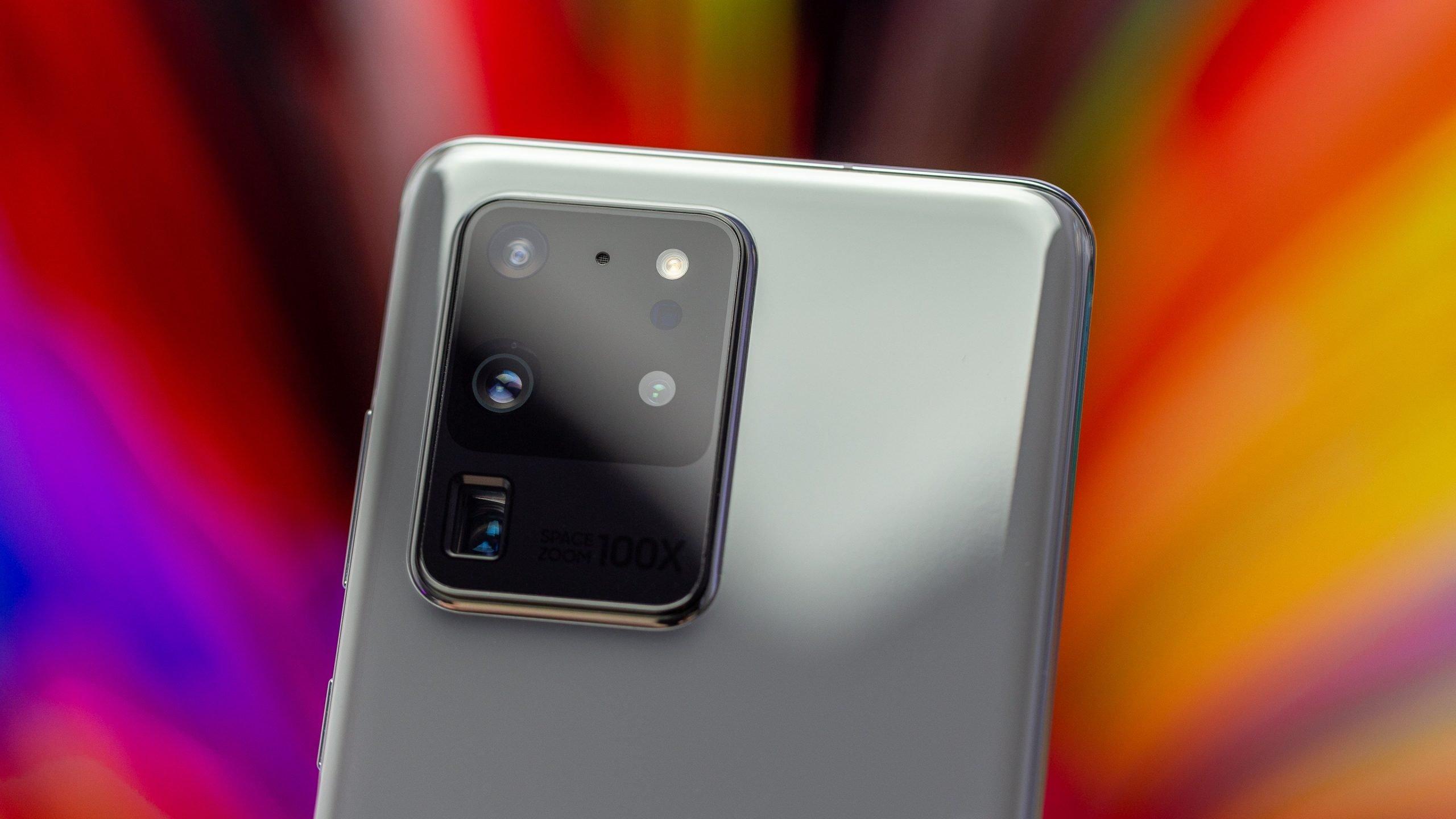 Samsung ra mắt bản cập nhật để nâng cao toàn bộ camera Galaxy S20 7