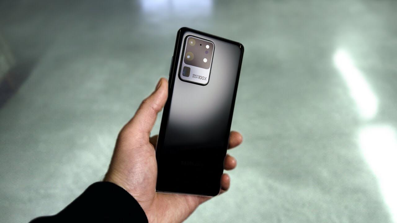 Samsung phát triển camera 250 megapixel cho điện thoại thông minh 1