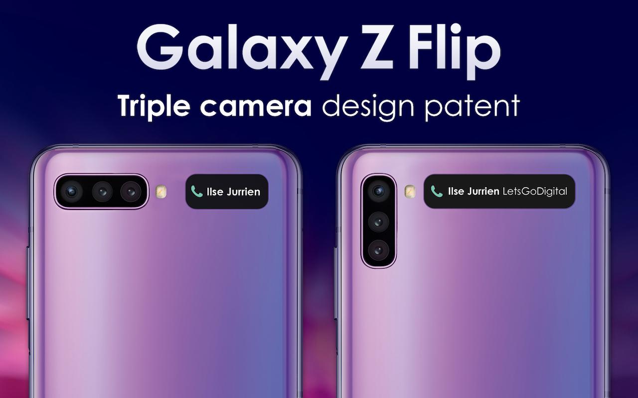 Samsung tiếp theo Galaxy Z Flip có thể đi kèm với thiết lập ba camera 2