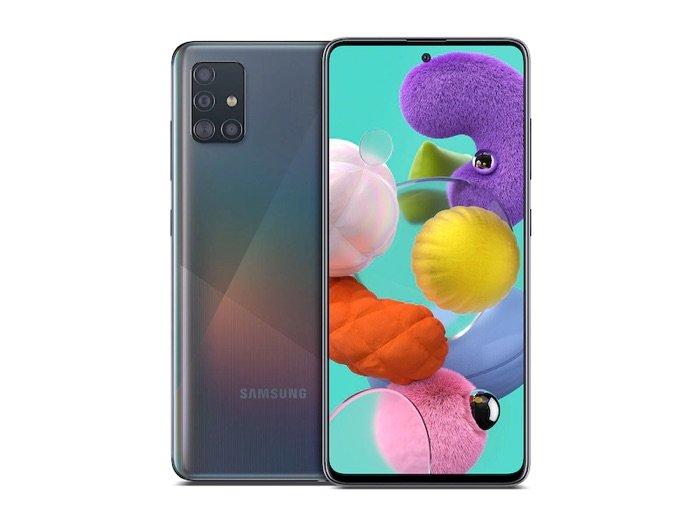 Samsung kilidini açdı Galaxy A51 artıq ABŞ-da mövcuddur 1