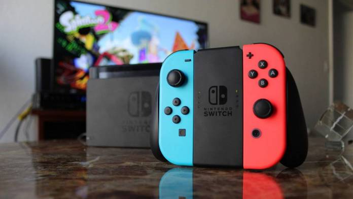 Hạn chế ở châu Á đặt ra một vấn đề trong sản xuất Nintendo Switch 24
