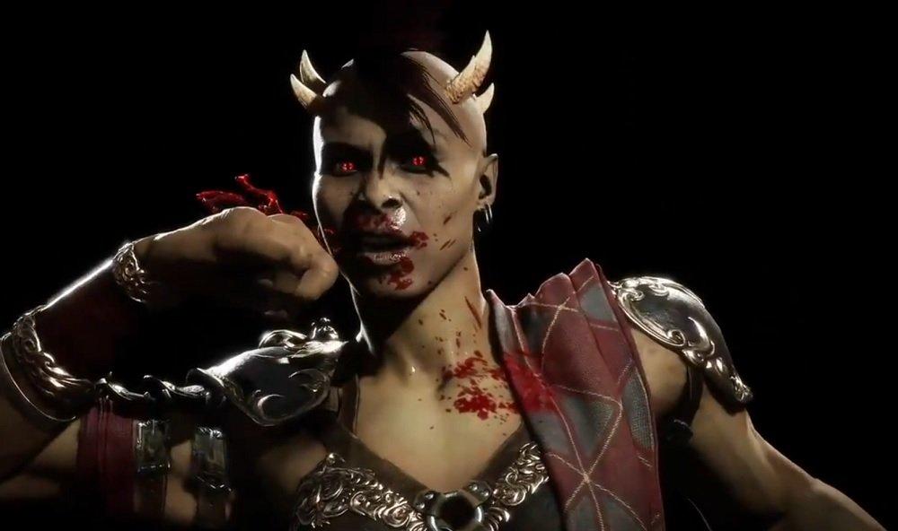 Sheeva đến với Mortal Kombat: Sau một vũ khí tốt 4