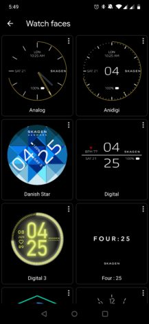 Ba tháng sau Skagen Falster 3 Nhận xét: Hệ điều hành Great Wear 7 thời gian