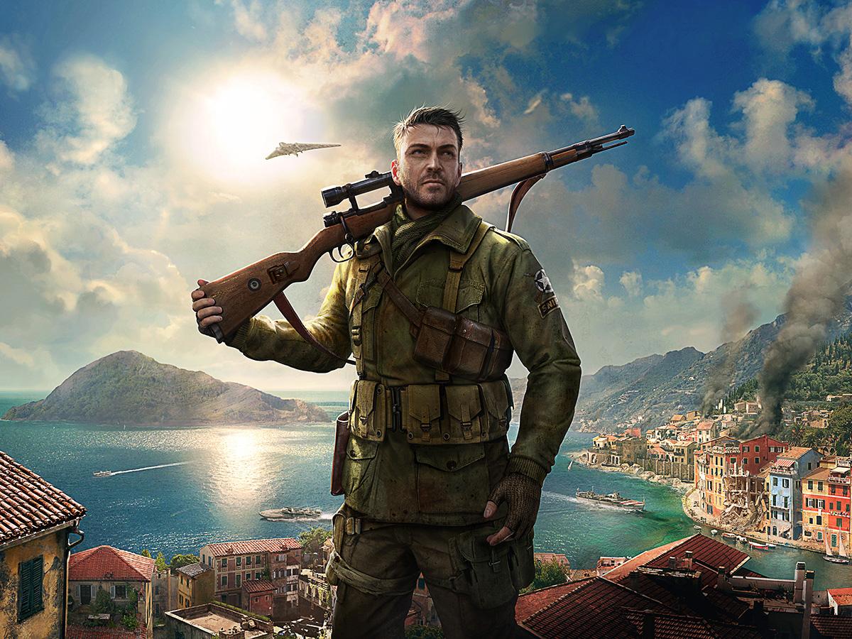 Sniper Elite 4 arvostelut   erä