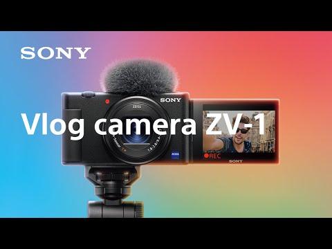 Sony Melancarkan ZV-1 Kamera Digital yang Ditujukan Pada Vlogger Dan Pengaruh