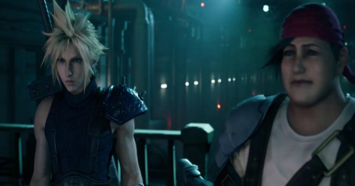 Square Enix, bản demo & # 039; Bản làm lại Final Fantasy VII & # 039; có thể chơi được 2