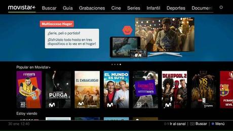 Stream: Movistar gia nhập công nghệ khổng lồ 3