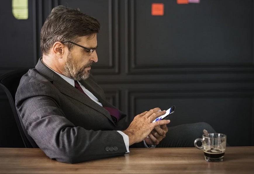 Smartfon Motorola Foldable 2019