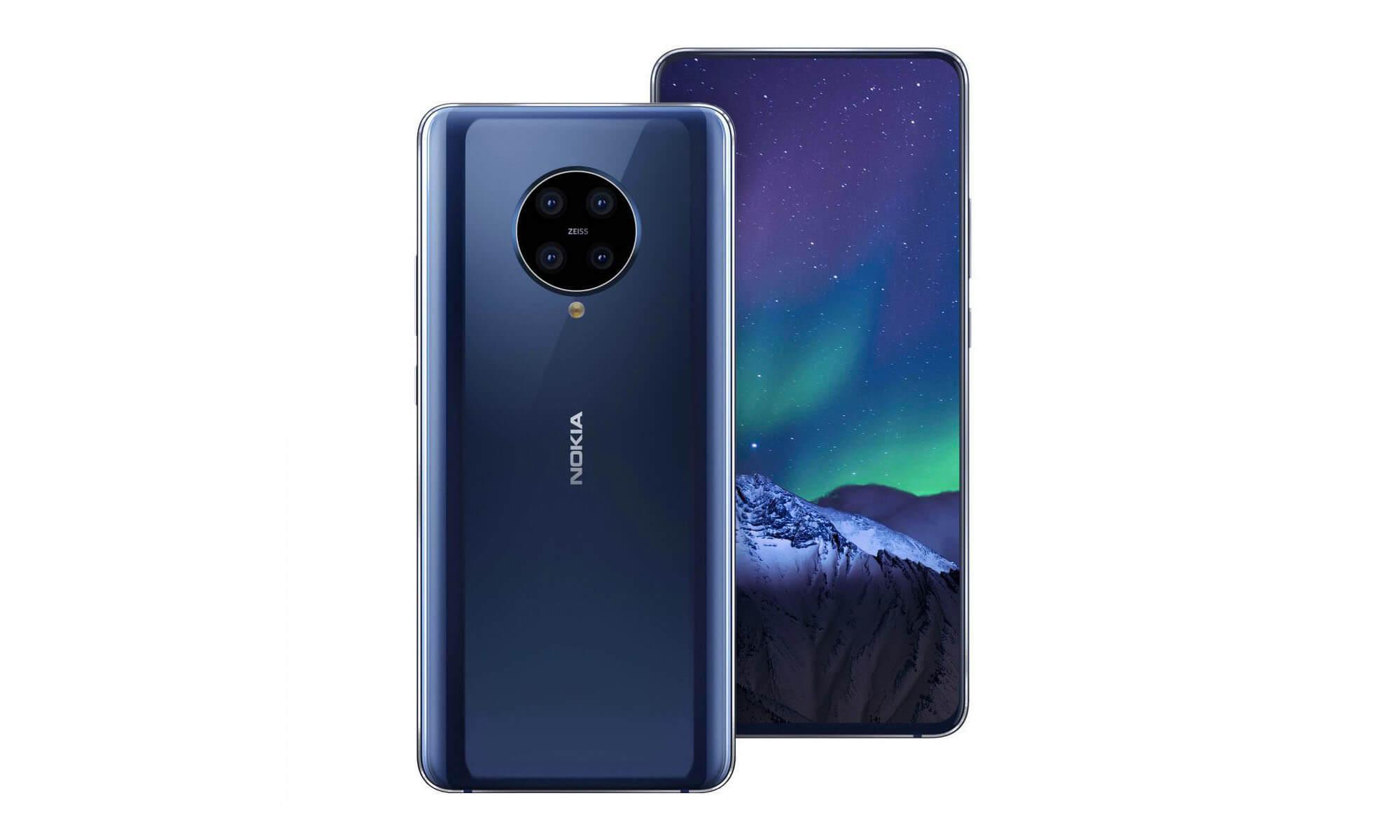 Nokia 9.3 Điện thoại thông minh PureView có hỗ trợ quay video 8K 3