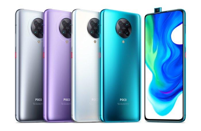 Điện thoại thông minh Poco F2 Pro trở thành chính thức 1