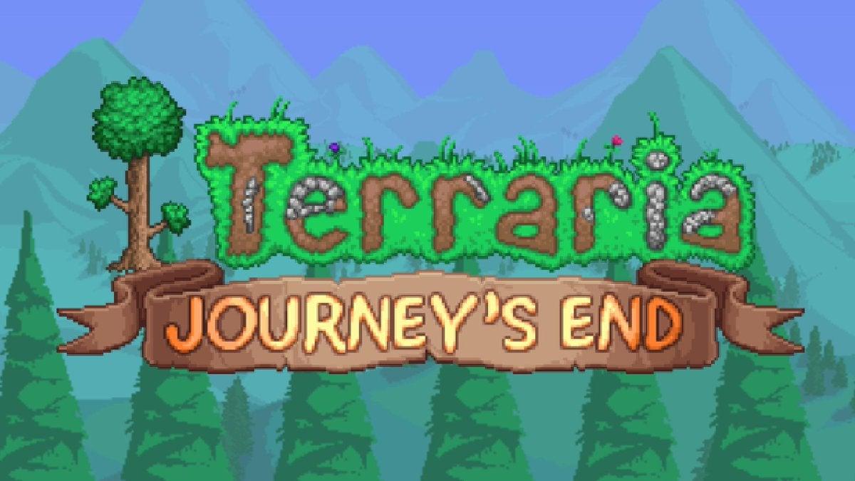 Terraria: Journey's End näyttää tModLoaderin mahdollisuuden uudessa perävaunussa