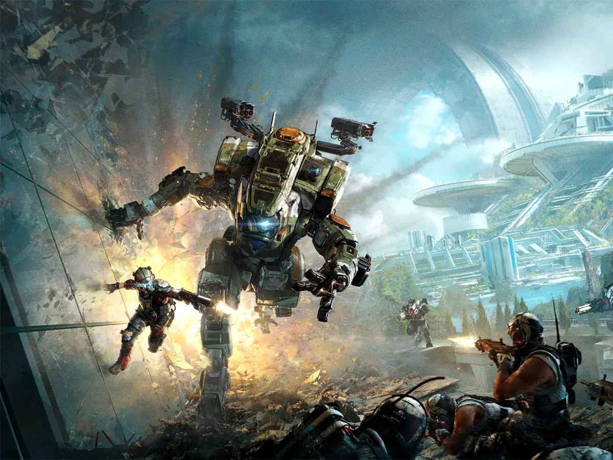 Titanfall 2 xem lại | vấn đề 2