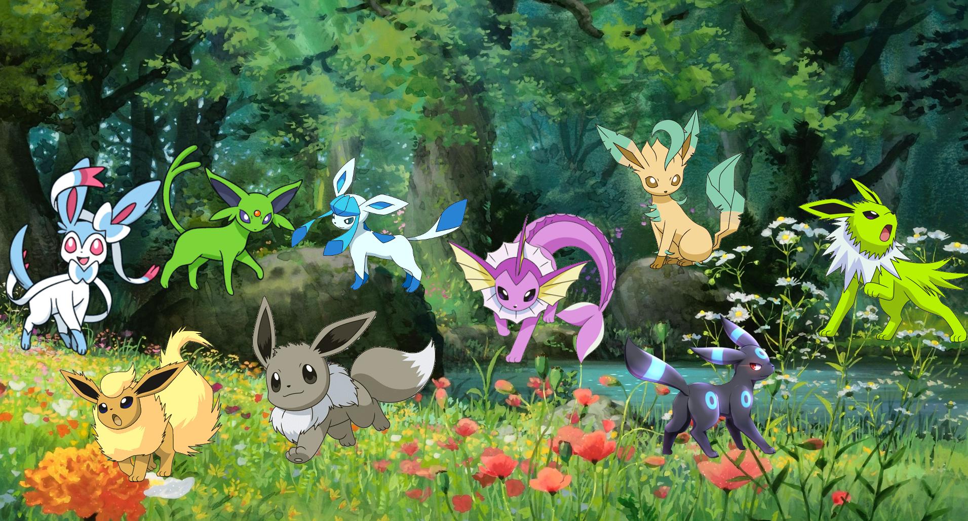 Eevee Pokemon Tên gian lận và làm thế nào để tìm thấy nó? 1