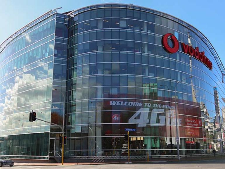 Vodafone NZ menyediakan rangkaian untuk 5G