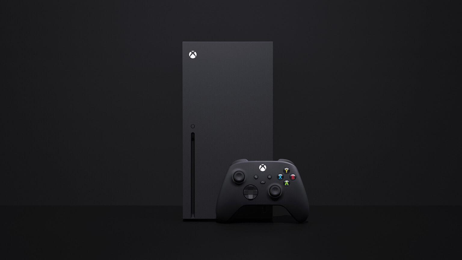 Xbox-sarja X vastaanottaa 1000 pelikirjaston myynnin alussa