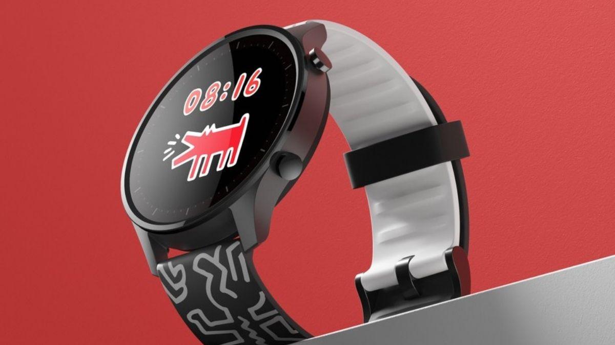 Keith Haringin Xiaomi Watch Colour ja hiljattain lanseeratut Bluetooth-kuulokkeet 1